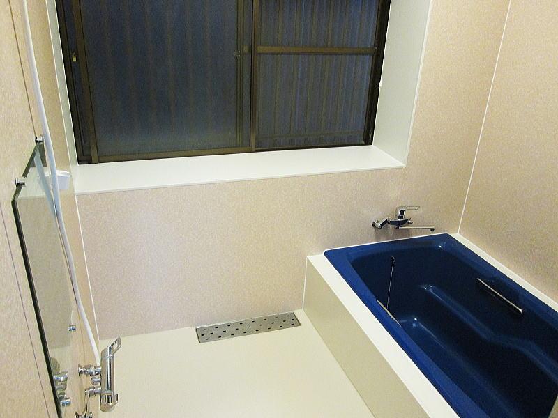 林兼石油6-25福岡県みやま市浴室リフォーム施工後