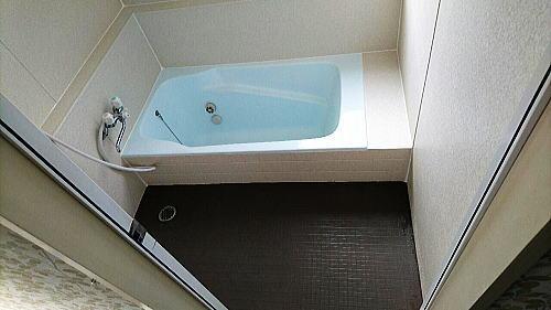 ホームリメイク関西浴室リフォーム施工後2