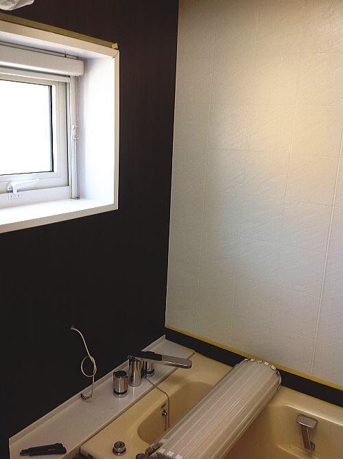 浴室リフォーム北海道札幌市清田区北日本燃料株式会社施工後