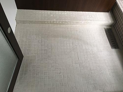 浴室リフォーム大分県竹田市久住町施行前1