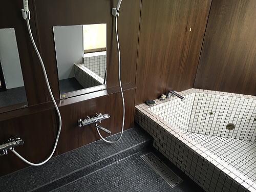 浴室リフォーム大分県竹田市久住町施行後2