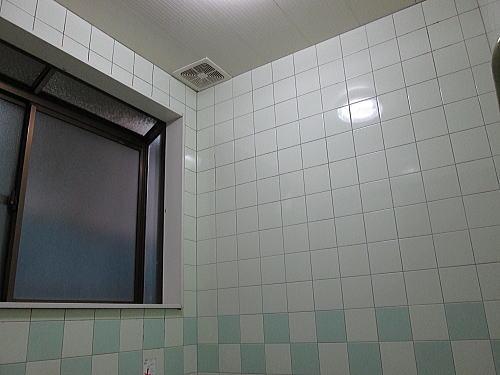 浴室リフォーム福岡県大牟田市K様邸施行前2