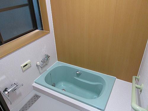 浴室リフォーム福岡県大牟田市K様邸施行後1