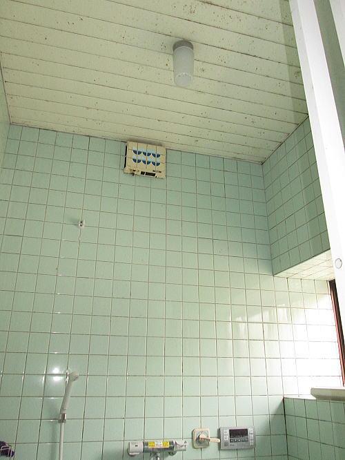 浴室リフォーム福岡県筑紫野市N様邸施行前2