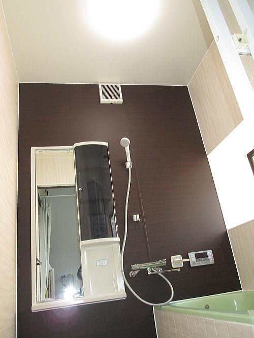 浴室リフォーム福岡県筑紫野市N様邸施行後2