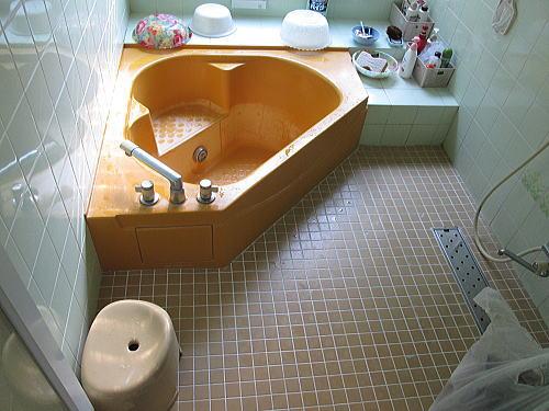 浴槽リフォーム佐賀県武雄市施行前