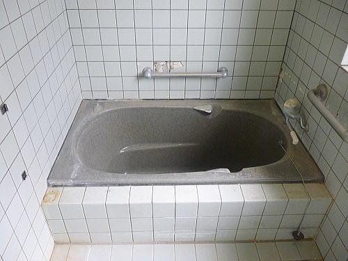 浴室リフォーム熊本県熊本市南区O様邸施行前2