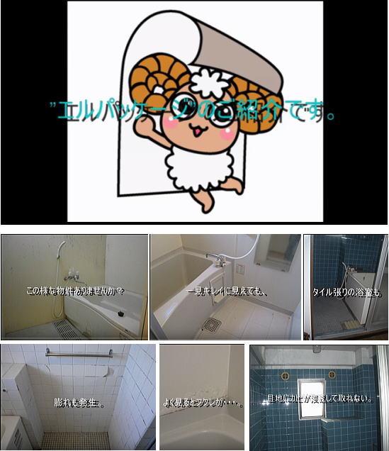 エルパッケージ動画