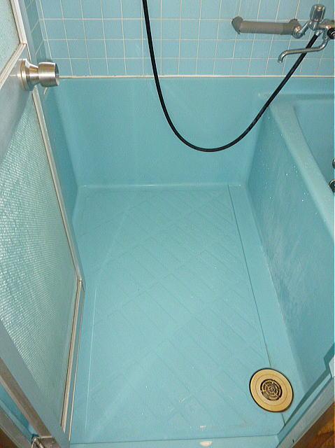 浴室リフォーム熊本市T様アパート施工前2