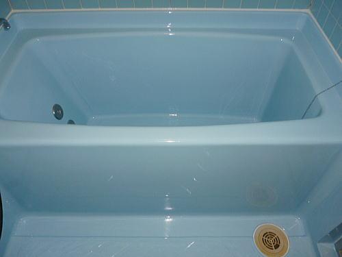 浴室リフォーム熊本市T様アパート施工後1