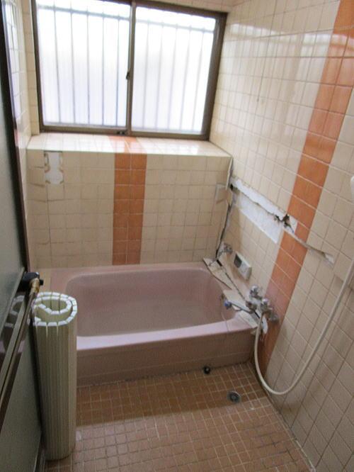 浴室リフォーム熊本H様邸施工前