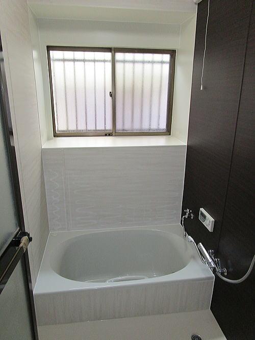 浴室リフォーム熊本H様邸施工後