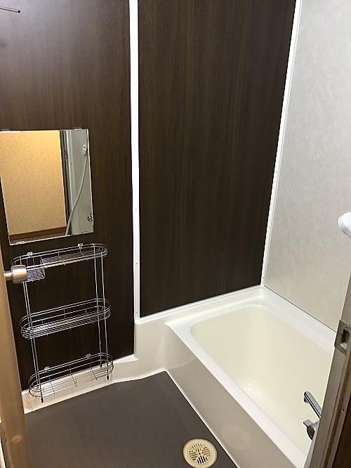 浴室リフォームユニットバス北海道施行後
