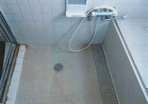 浴室リフォーム大牟田市E様邸施工前