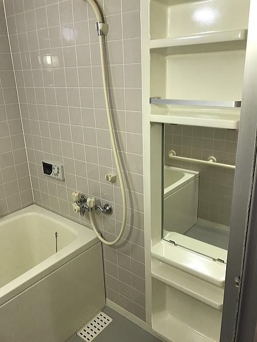 ハートリビングサポート浴室リフォーム大阪市施工後4