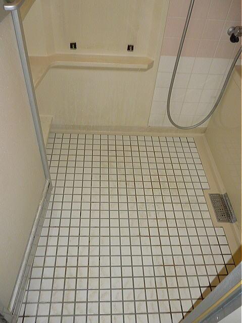 ヴァリオスプランニング浴室リフォーム施工前7-1