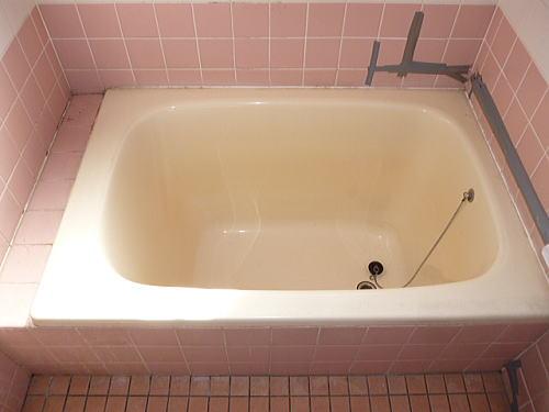 浴室リフォーム熊本市東区Y様邸施行前1