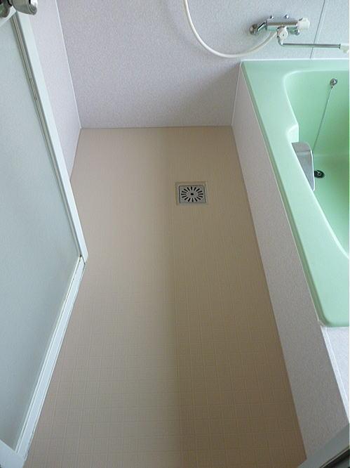 浴室リフォーム熊本県上益城郡N様邸施行後2