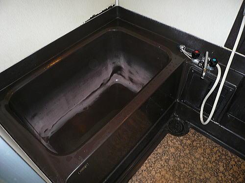 浴室リフォーム北九州門司区施工前
