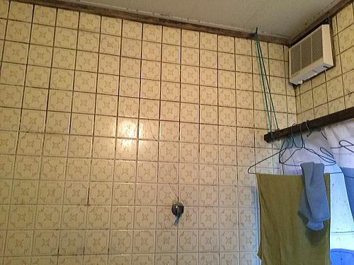 浴室リフォーム福岡市東区施工前3-2