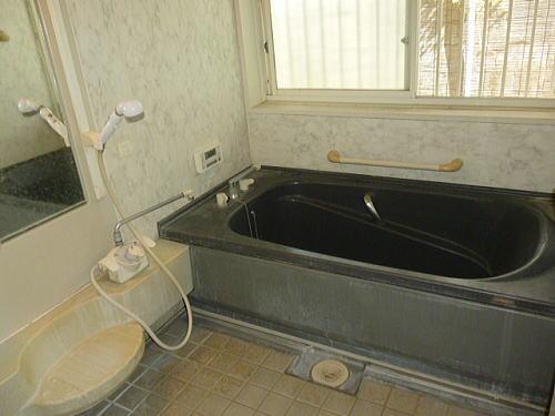 浴室リフォーム全体施工前