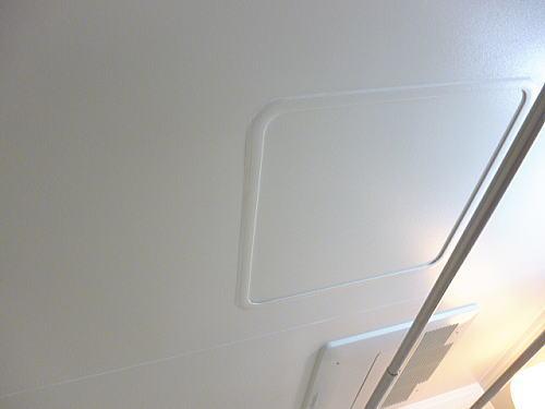 浴室天井リフォーム施工後