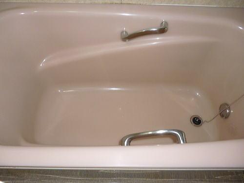 浴室浴槽リフォーム施工前