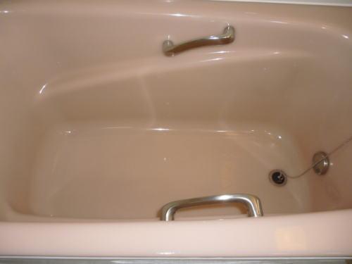 浴室浴槽リフォーム施工後