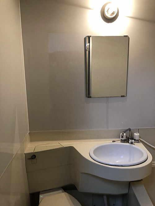 アパートユニットバス壁洗面ボールリフォーム福岡市博多区施工後2