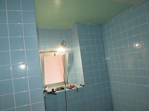 アパート従来浴室リフォーム鹿児島市施工前2