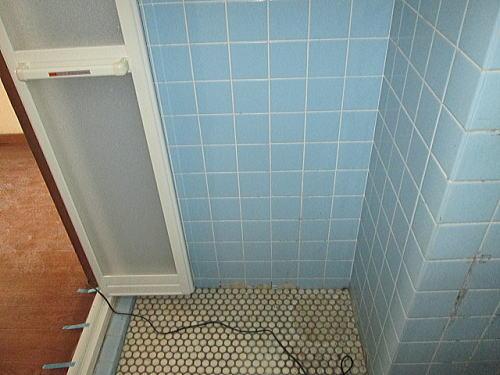 アパート従来浴室リフォーム鹿児島市施工前3