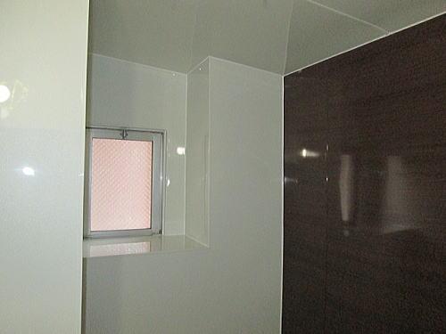 アパート従来浴室リフォーム鹿児島市施工後2