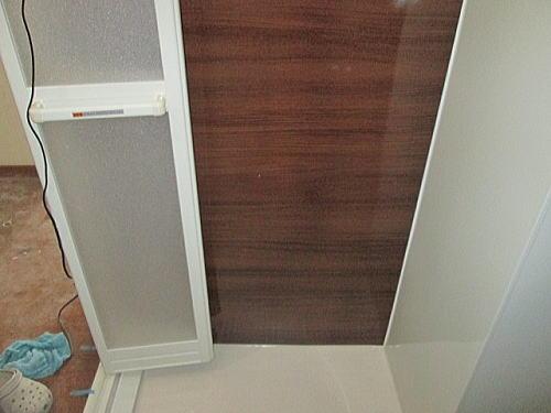 アパート従来浴室リフォーム鹿児島市施工後3