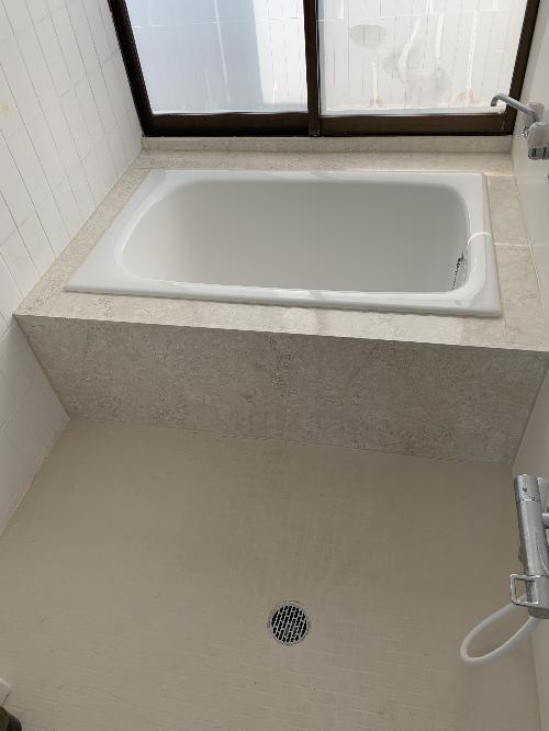 アパート浴槽ホーローリフォーム大分県別府市施工後3
