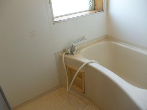 アパート浴槽リフォーム熊本市施工前2