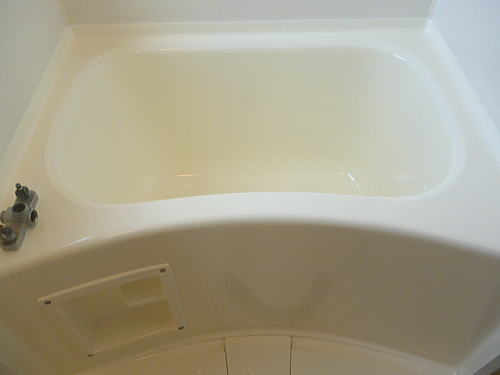 アパート浴槽リフォーム熊本市施工後1