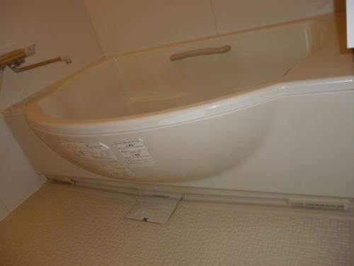 アパート浴槽リフォーム熊本県荒尾市施工前2
