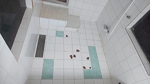 ホテル従来浴室リフォーム佐賀市施工前