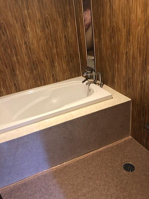 ホテル従来浴室リフォーム福岡県久留米市施工後1