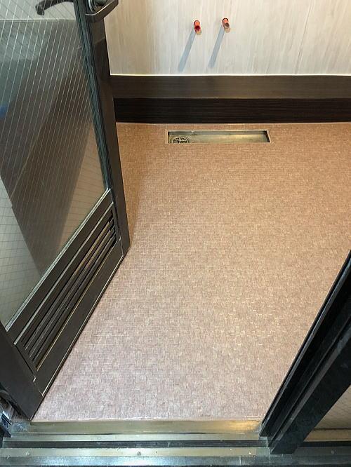ホテル従来浴室リフォーム福岡県久留米市施工後2