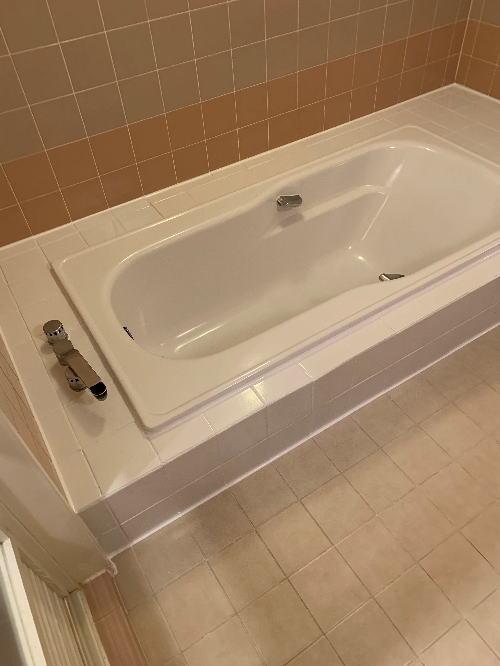 ホテル浴槽塗装リフォーム大分県別府市施工後3
