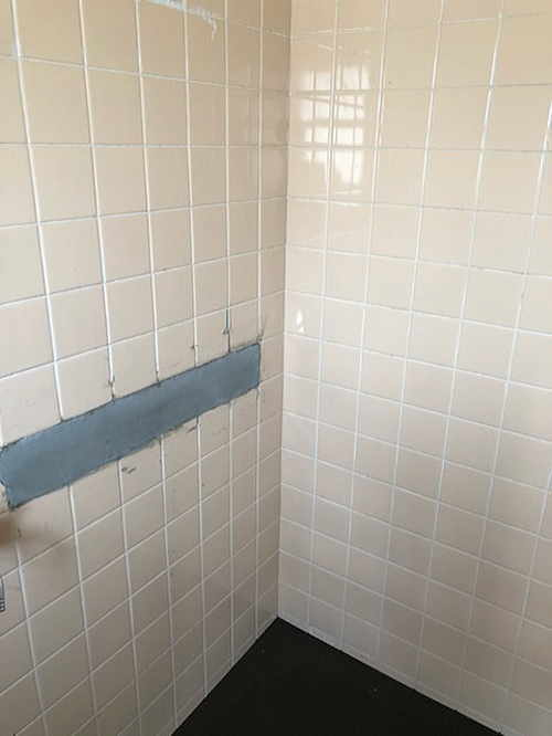 マンション従来浴室リフォーム福岡県大野城市施工前2