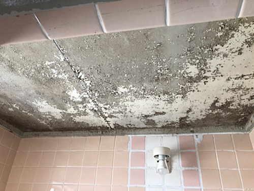 マンション従来浴室リフォーム福岡県大野城市施工前3