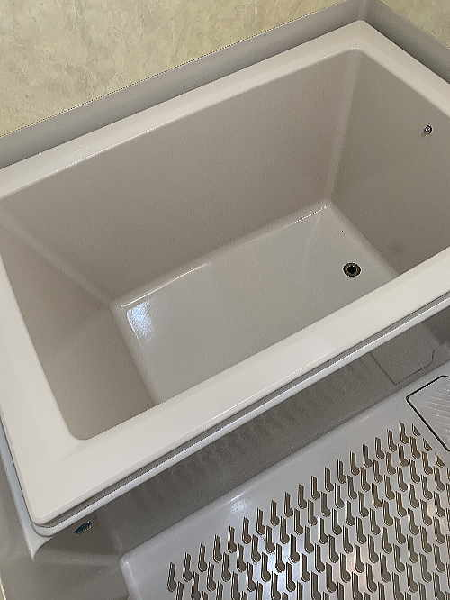 マンション浴槽塗装リフォーム大分市施工後1