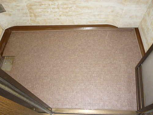 ユニットバス浴槽床リフォーム熊本県八代市施工後3