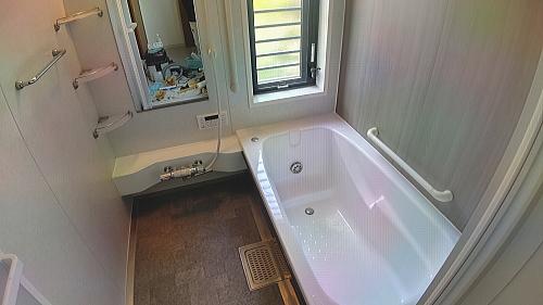 中古住宅浴槽リフォーム佐賀市施工後
