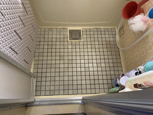 分譲マンション床リフォームキャンペーン福岡県東区施工前1