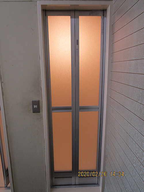 工場シャワー室ユニット型リフォーム福岡市施工後2