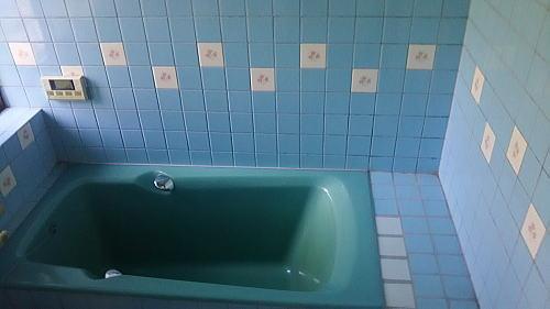 従来浴室リフォーム嬉野市施工前1