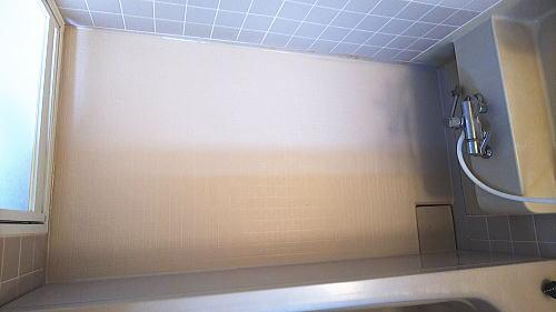 戸建てユニットバス床リフォーム佐賀県武雄市施工後